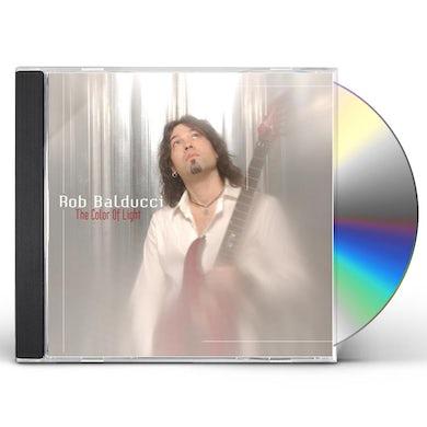 Rob Balducci COLOR OF LIGHT CD