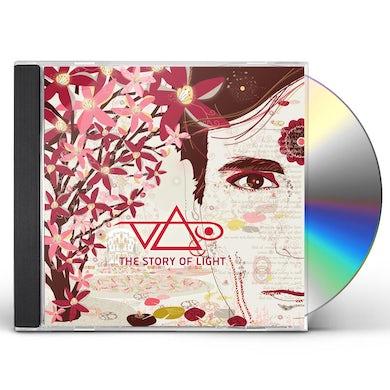 Steve Vai STORY OF LIGHT CD