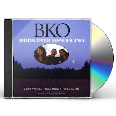 Bko MOON OVER MENDOCINO CD