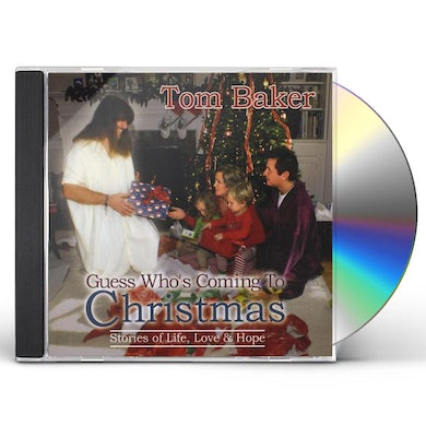 Tom Baker GUESS WHO'S COMING TO CHRISTMAS CD