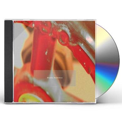 Marc Barreca SHADOW AESTHETICS CD
