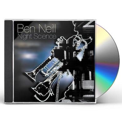 NIGHT SCIENCE CD