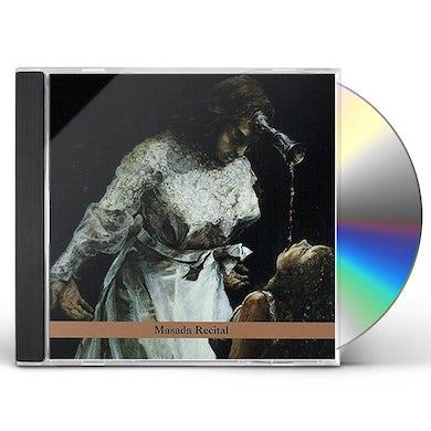 John Zorn MASADA RECITAL: MASADA ANNIVERSARY EDITION 4 CD