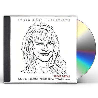 Stevie Nicks IN INTERVIEW WITH ROBIN ROSS DJ CD