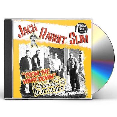 FROM THE WAIST DOWN/HAIRDOS & HEARTACHES CD