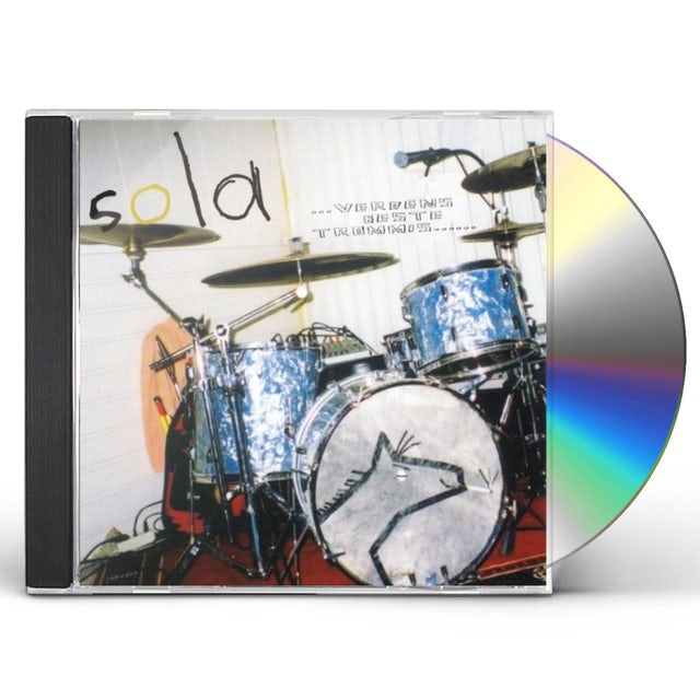 Sola VERDENS BESTE TROMMIS CD