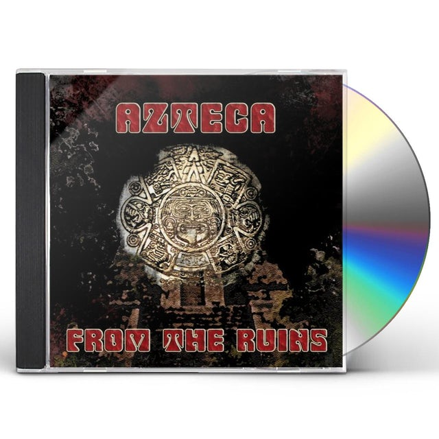 Azteca FROM THE RUINS CD