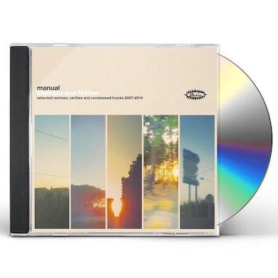 Manual MEMORY & MATTER: SELECTED REMIXES RARITIES & UNREL CD