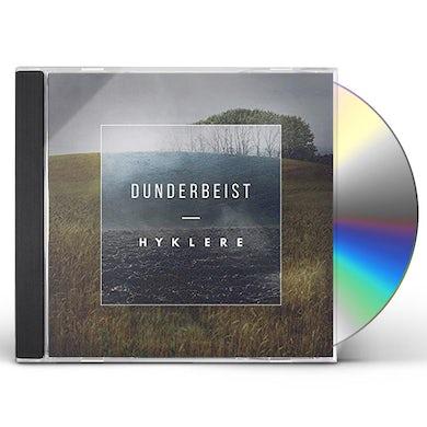 Dunderbeist HYKLERE CD