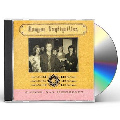 Camper Van Beethoven CAMPER VANTIQUITIES CD