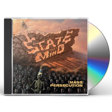 State Of Mind Mass Persecution CD