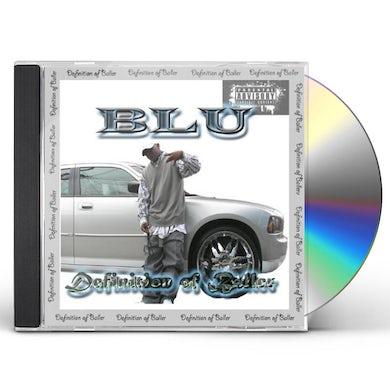 Blu DEFINITION OF BALLER CD