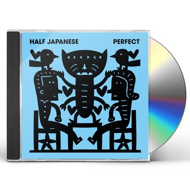 Half Japanese PERFECT CD