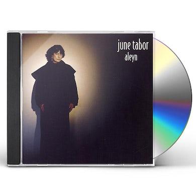 June Tabor ALEYN CD