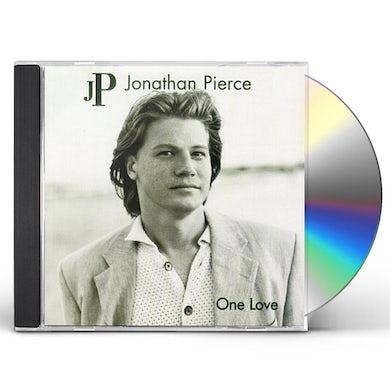 Jonathan Pierce ONE LOVE CD
