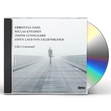 Christina Dahl LIFES CAROUSEL CD