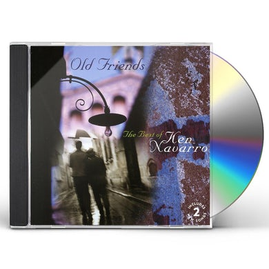 Ken Navarro OLD FRIENDS: BEST OF CD