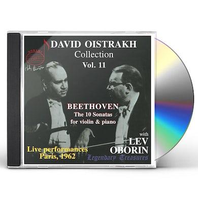 David Oistrakh COLLECTION 11 CD