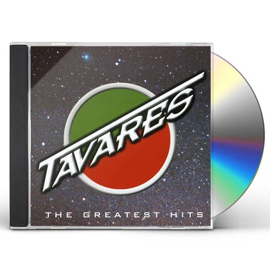 Tavares GOLD COLLECTION CD