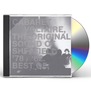 Cabaret Voltaire BEST OF 78-82 CD