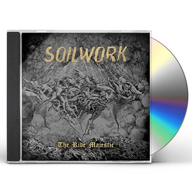 Soilwork RIDE MAJESTIC CD