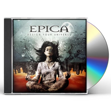 Epica Design Your Universe (Gold Edition) CD