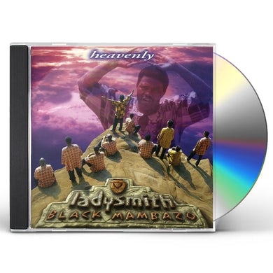 Ladysmith Black Mambazo HEAVENLY CD