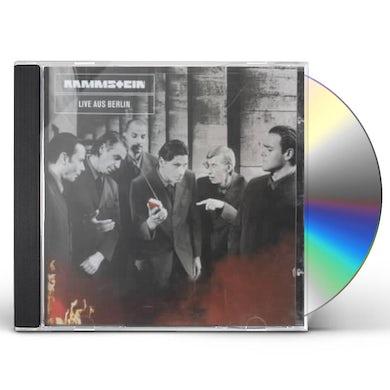 Rammstein LIVE AUS BERLIN CD