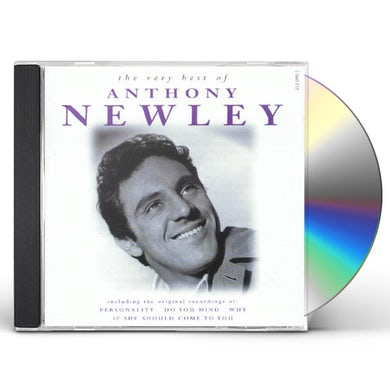 Anthony Newley VERY BEST OF CD
