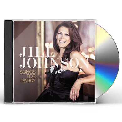 Jill Johnson SONGS FOR DADDY CD