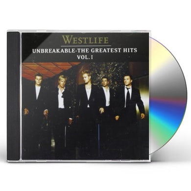 Westlife UNBREAKABLE: GREATEST HITS CD