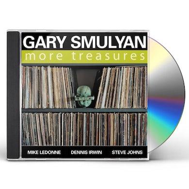 Gary Smulyan MORE TREASURES CD