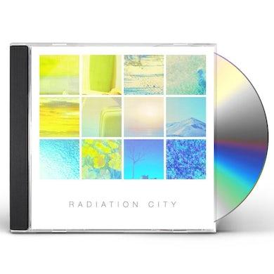 Radiation City ANIMALS IN THE MEDIAN CD