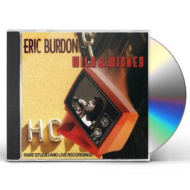 Eric Burdon / The Animals WILD & WICKED CD