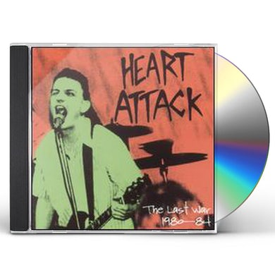 Heart Attack TOXIC LULLABYES 1980-84 CD