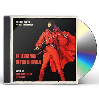 Angelo Francesco Lavagnino LA LEGGENDA DI FRA DIAVOLO / Original Soundtrack CD