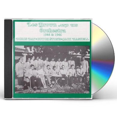 Les Brown 1944 & 1946 CD