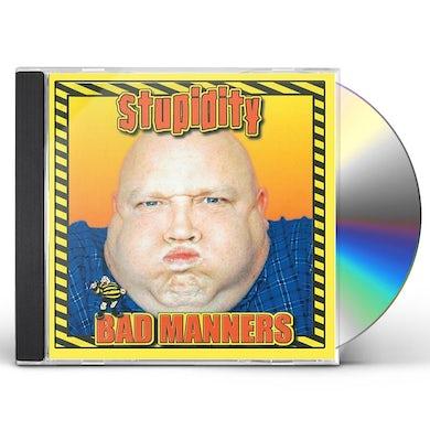 Bad Manners STUPIDITY CD