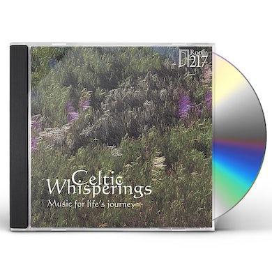 Room 217 CELTIC WHISPERINGS CD