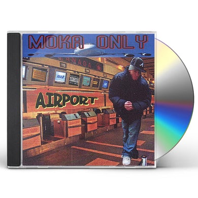 Moka Only AIRPORT CD