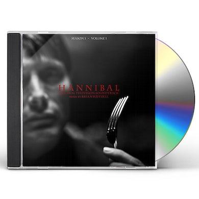 Hans Zimmer HANNIBAL: SEASON 1 - VOL 1 (SCORE) / Original Soundtrack CD