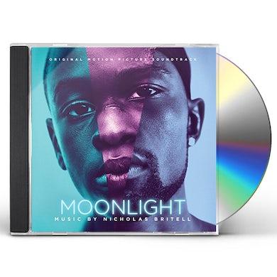 Nicholas Britell MOONLIGHT - Original Soundtrack CD