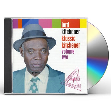 Lord Kitchener KLASSIC KITCHENER 2 CD