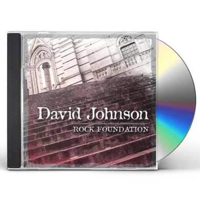David Johnson ROCK FOUNDATION CD