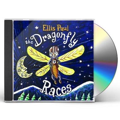 Ellis Paul DRAGONFLY RACES CD