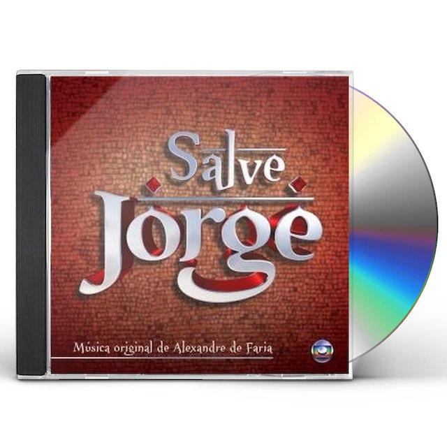 Alexandre De Faria SALVE JORGE INSTRUMENTAL CD