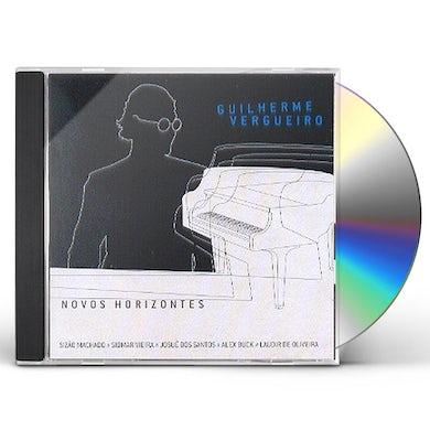 Guilherme Vergueiro NOVOS HORIZONTES CD