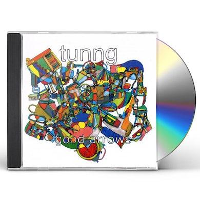 Tunng GOOD ARROWS CD