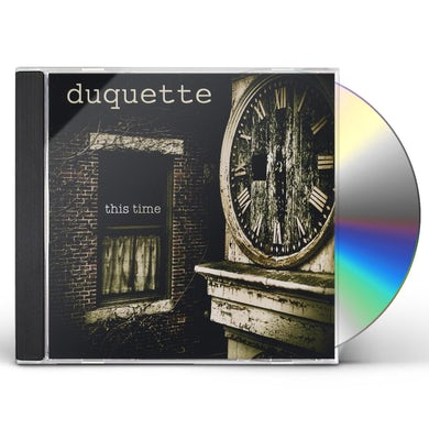 Duquette THIS TIME CD