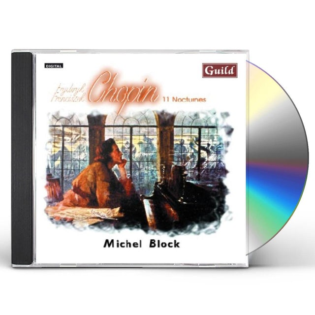 Chopin 11 NOCTURNES CD